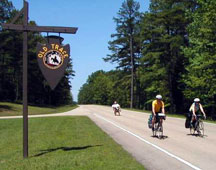 Bike the Natchez Trace Parkway