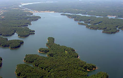 Bay Springs Lake - Mississippi