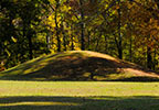 Bynum Mounds on the Natchez Trace Parkway