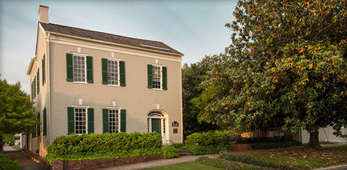 President James K. Polk Home & Museum - Columbia, Tennessee