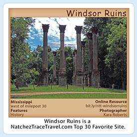 Windsor Ruins  Sticker