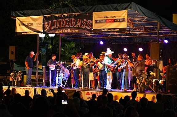 Bluegrass Along the Harpeth - Franklin, Tennessee