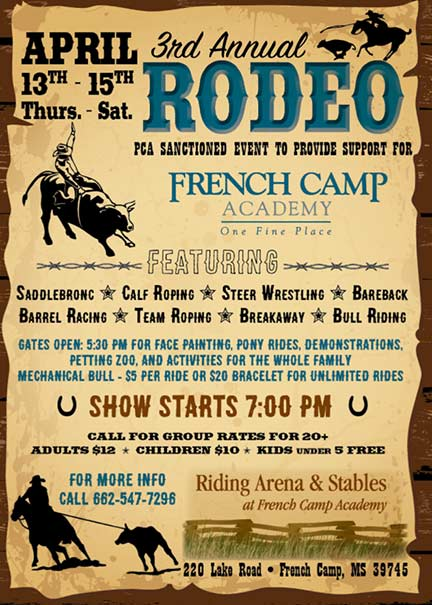 French Camp Rodeo