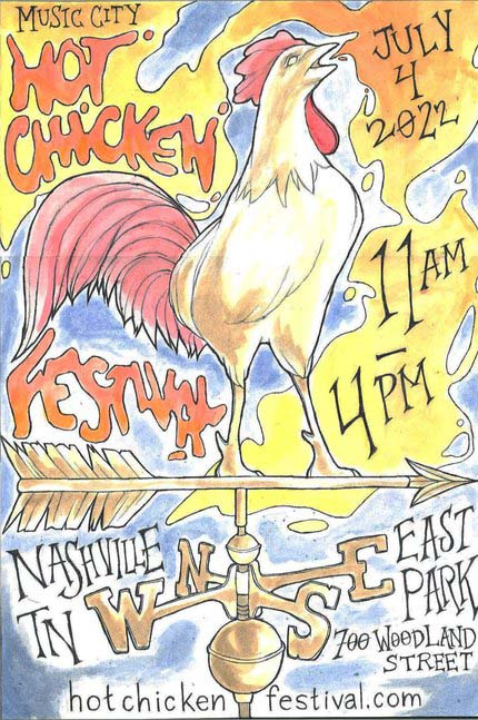 Music City Hot Chicken Festival - Nashville, Tennessee