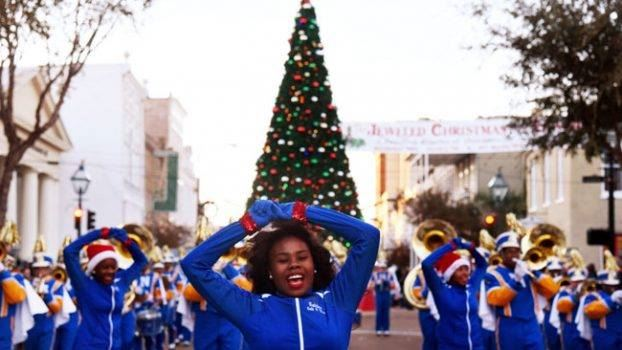 Natchez Christmas Parade - Natchez, Mississippi