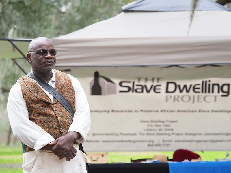 Slave Dwelling Project - Natchez, Mississippi