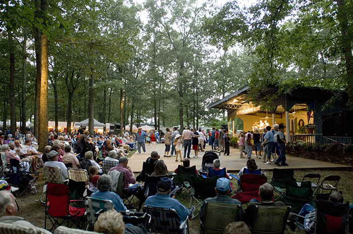 Summertown Bluegrass Reunion - Summertown, Tennessee