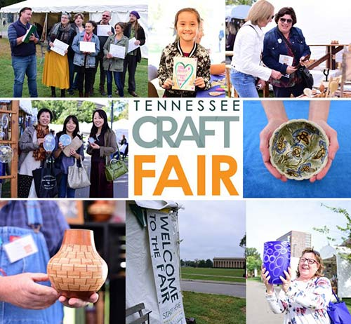 Tennessee Fall Craft Fair - Nashville, Tennessee