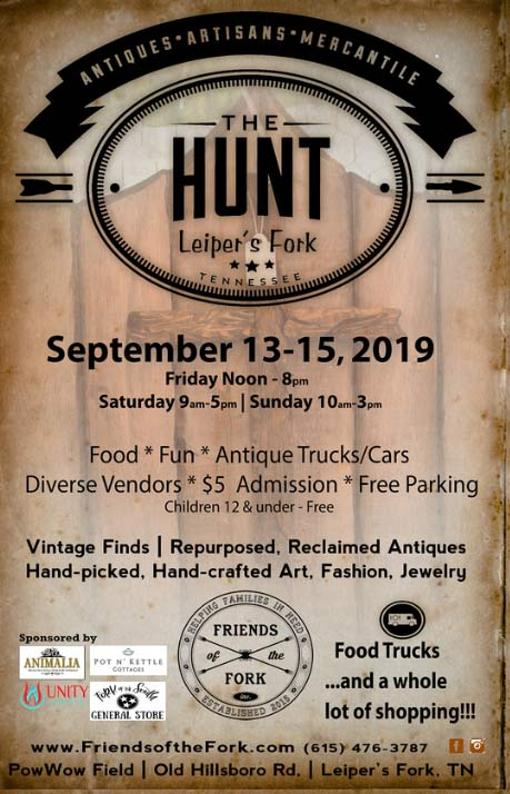 The Hunt - Leiper's Fork
