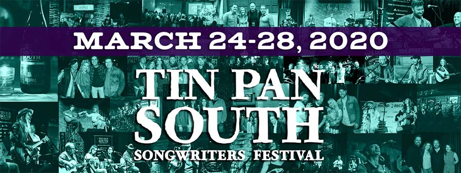 Tin Pan South Songwriter's Festival - Nashville, Tennessee