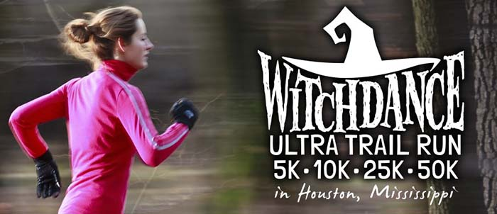 Witch Dance Ultra Trail Run - Houston, Mississippi