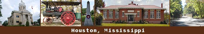 Houston, Mississippi