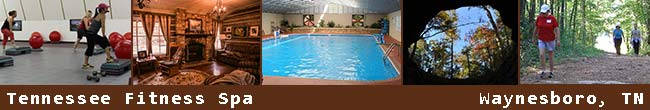Tennessee Fitness Spa - Waynesboro, Tennessee
