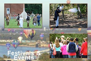 Natchez Trace Parkway Festivals and Events