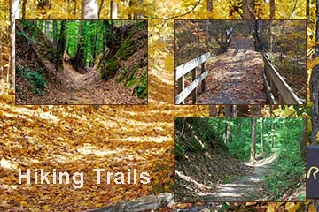 Natchez Trace Hiking Trails
