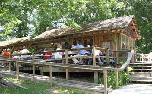 Council House Cafe - French Camp, Mississippi