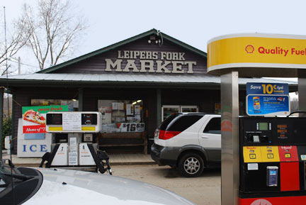 Leipers Fork Market - Leipers Fork, Tennessee