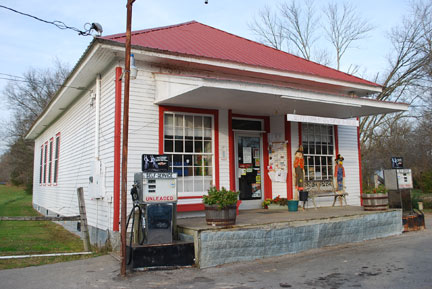 Nett's Country Store and Diner - Bethel, Tennessee