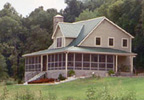 Creekview Farm Retreat Bed and Breakfast - Santa Fe / Fly, Tennessee