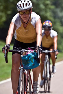 Bicycling the Natchez Trace Parkway