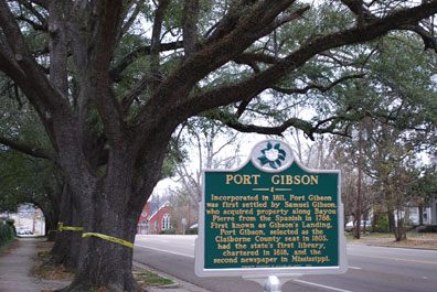 Port Gibson, Mississippi