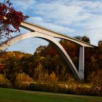 Natchez Trace Parkway: Nashville - Franklin | Double Arch Bridge