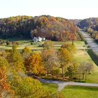 Natchez Trace Parkway: Nashville - Franklin | View from Double Arch Bridge
