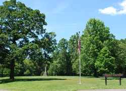 Pioneer Cemetery - Meriwether Lewis Death & Burial Site