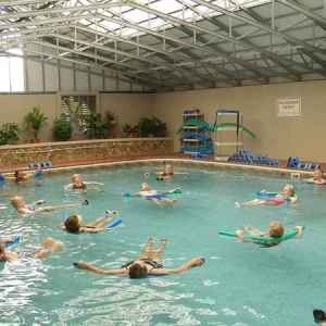 Water Aerobics at Tennessee Fitness Spa