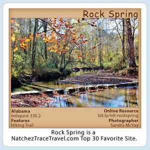 Rock Spring Stickers