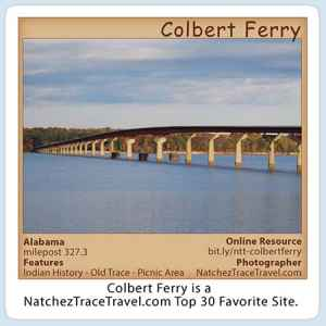 Colbert Ferry Stickers