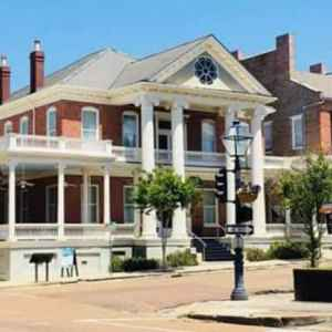 The Guest House Inn and Restaurant - Natchez, Mississippi