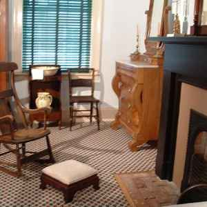 William Johnson's Furnished Living Quarters