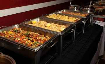 Dinner Buffet at Chaffin's Barn Dinner Theater