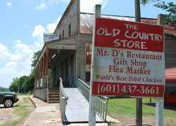The Old Country Store Restaurant - Lorman, MS