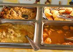 Lunch Buffet Selection - Old Country Store Restaurant