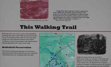 This Walking Trail - Battle of Raymond