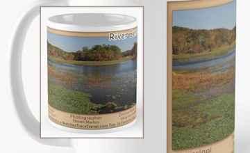 River Bend Coffee Mugs