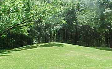 Boyd Mounds were built 1,000 years ago.
