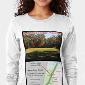 Bynum Indian Mounds T-Shirts