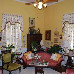 Bed and Breakfast near the Natchez Trace Parkway in Houston, Mississippi
