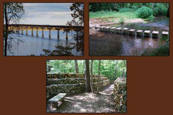 Alabama - Top 30 Natchez Trace Sites