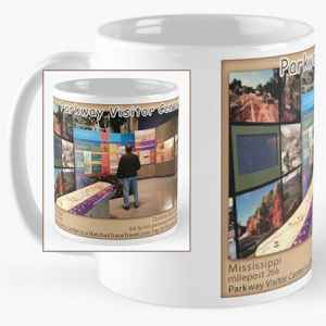 Parkway Visitor Center Coffee Mugs