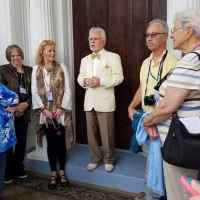 Choctaw Hall - a Spring and Fall Natchez Pilgrimage of Antebellum tour home