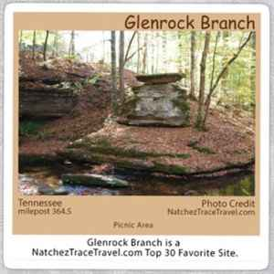 Glenrock Branch Merchandise - Sticker