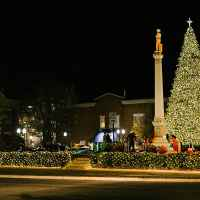 Christmas in Downtown Franklin, Tennessee