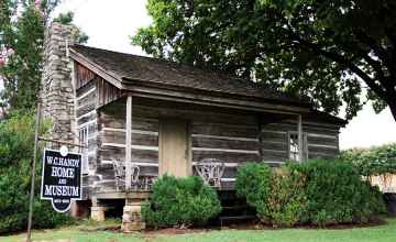 W.C. Handy Museum and Library - Florence, Alabama