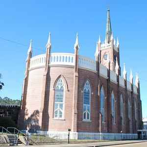 St. Mary Basilica Catholic Church - Natchez, Mississippi