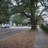 Historic Church Street - Port Gibson, Mississippi