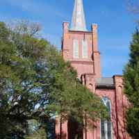 United Methodist Church - Port Gibson, Mississippi
